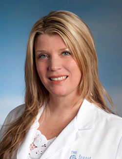 Amanda Panchame, MSN, NP-C, The Philip Israel Breast Center