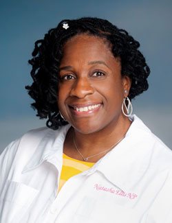 Natasha Ellis, FNP-C, The Philip Israel Breast Center